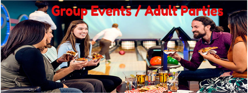 group events & parties